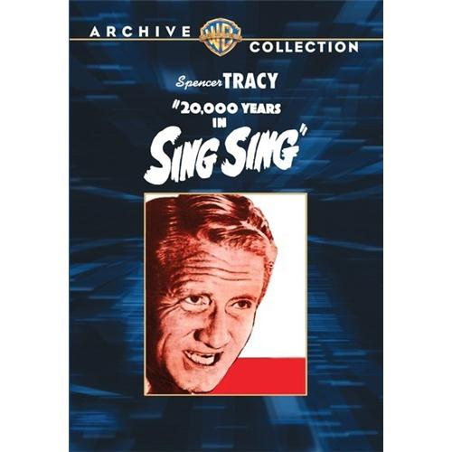 20000 Years In Sing Sing DVD Movie 1933 - Drama Movies and DVDs