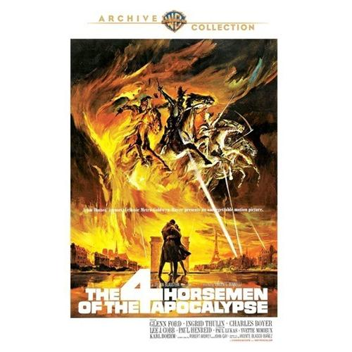 4 Horsemen Of The Apocalypse (1962)E DVD Movie 1962 - Drama Movies and DVDs