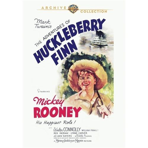 Adventures Of Huck Finn (1939) DVD Movie 1939 - Comedy Movies and DVDs