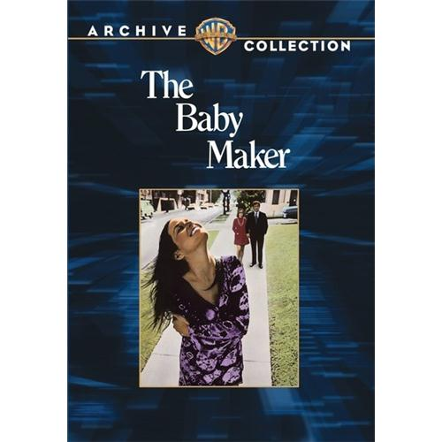 Baby Maker The DVD Movie 1970 - Drama Movies and DVDs
