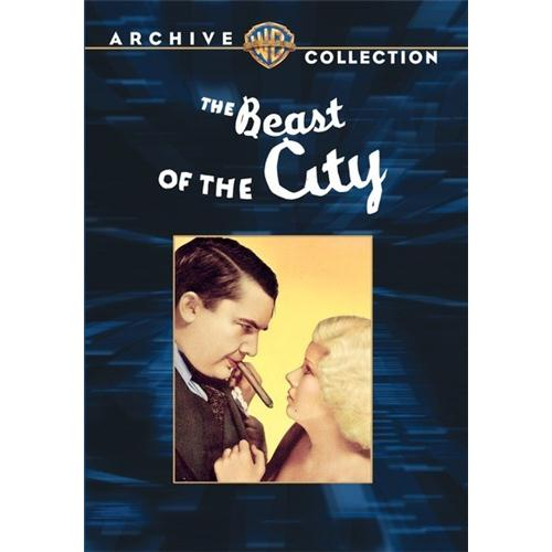 Beast Of The City DVD Movie 1931 - Drama Movies and DVDs