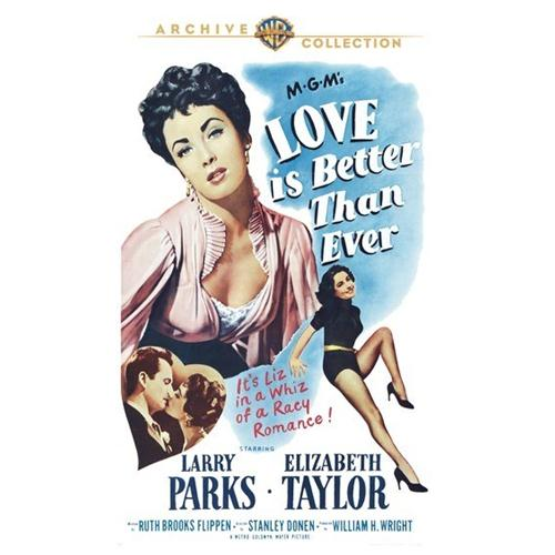 gifts and gadgets store - Love Is Better Than Ever DVD Movie 1952 - Comedy - Movies and DVDs