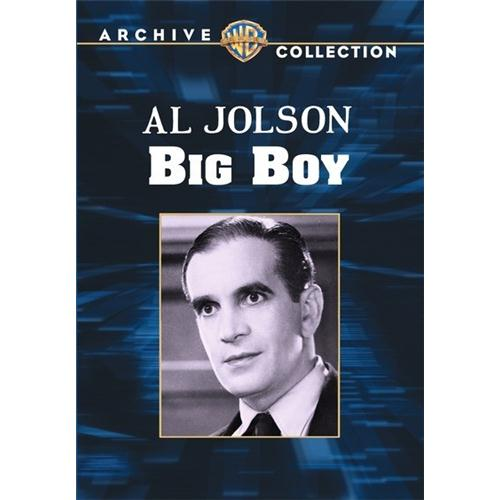Big Boy DVD Movie 1930 - Music Video and Concerts Movies and DVDs