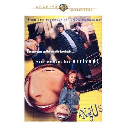 Angus DVD Movie 1995 - Kids and Family Movies and DVDs