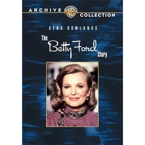 Betty Ford Story The DVD Movie 1987 - Documentary Movies and DVDs