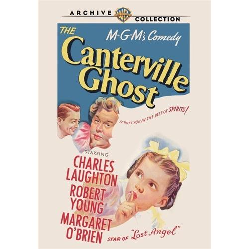 Canterville Ghost, The DVD Movie 1943 - Comedy Movies and DVDs