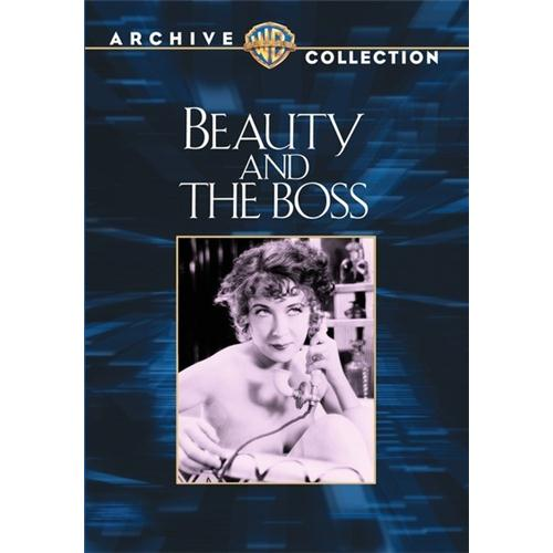 Beauty And The Boss (1933) DVD Movie 1933 - Comedy Movies and DVDs