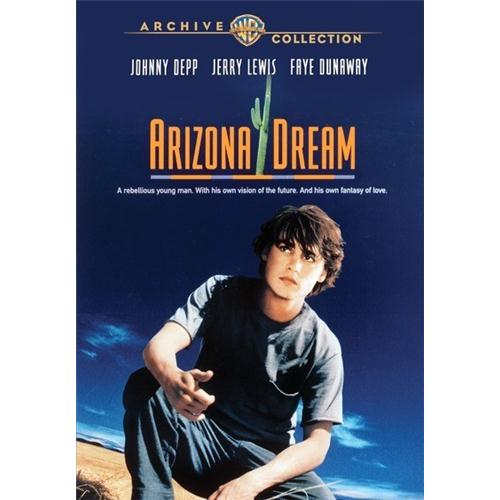 Arizona Dream DVD Movie 1992 - Drama Movies and DVDs
