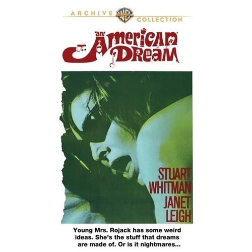 American Dream An DVD Movie 1966 - Drama Movies and DVDs