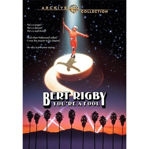 Bert Rigby Youre A Fool DVD Movie 1987 - Comedy Movies and DVDs