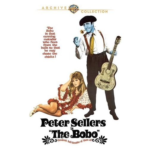 Bobo The DVD Movie 1967 - Comedy Movies and DVDs