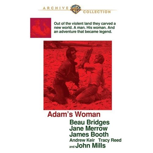 Adams Woman DVD Movie 1970 - Action and Adventure Movies and DVDs