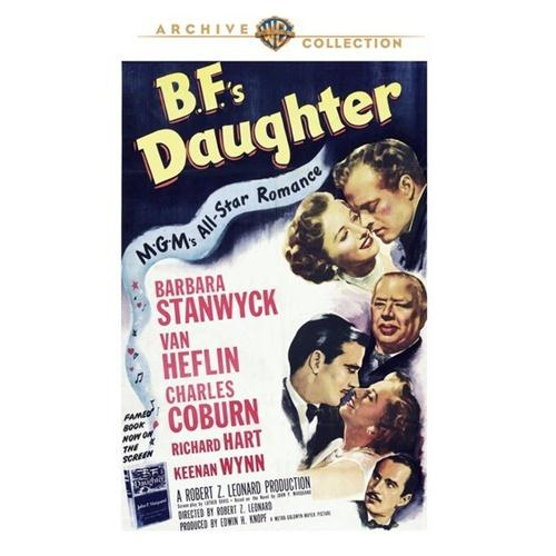 B.F.S Daughter DVD Movie 1948 - Drama Movies and DVDs