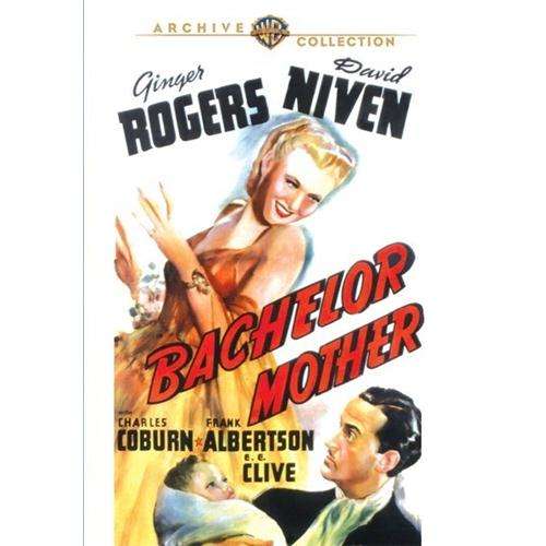 Bachelor Mother DVD Movie 1939 - Comedy Movies and DVDs