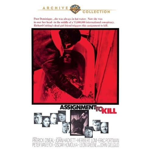 Assignment To Kill DVD Movie 1968 - Drama Movies and DVDs