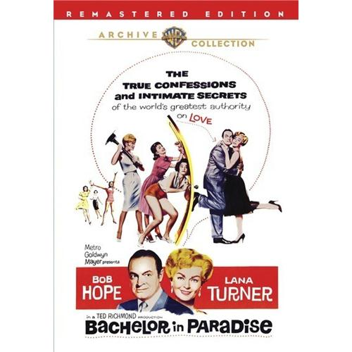 Bachelor In Paradise DVD Movie 1961 - Comedy Movies and DVDs
