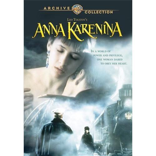 Anna Karenina, Leo Tolstoys DVD Movie 1997 - Drama Movies and DVDs