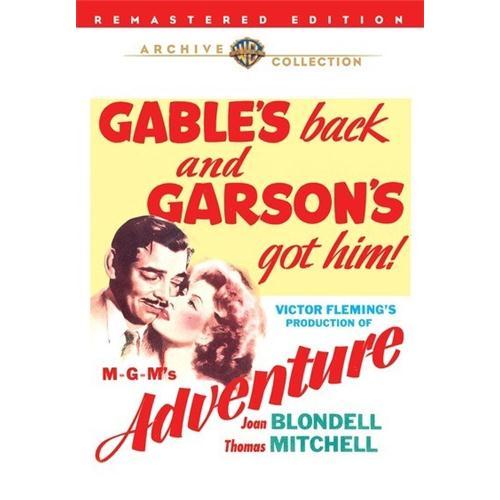 Adventure(Dvd9) DVD Movie 1945 - Drama Movies and DVDs