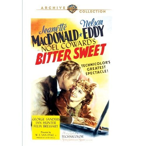 Bitter Sweet DVD Movie 1940 - Music Video and Concerts Movies and DVDs