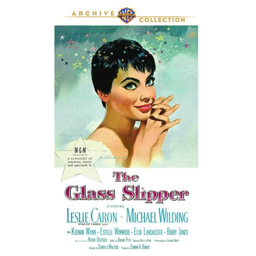 Glass Slipper, The DVD Movie 1955 - Romance Movies and DVDs