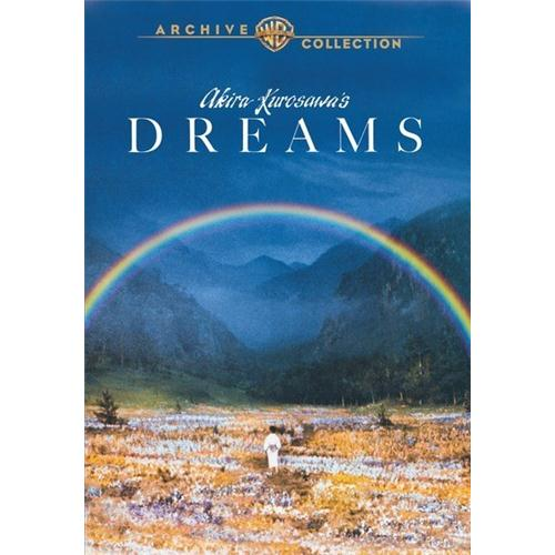 Akira Kurosawas Dreams(Dvd9) DVD Movie 1990 - Drama Movies and DVDs
