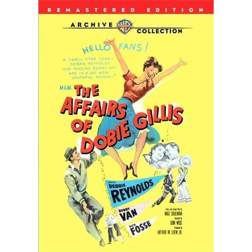 Affairs Of Dobie Gillis The (Remastered) DVD Movie 1953 - Music Video and Concerts Movies and DVDs