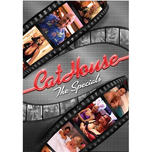 Cathouse: The Specials 2 Disc Set DVD Movie 2010 - Documentary Movies and DVDs