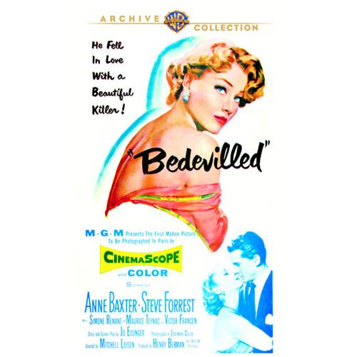 Bedevilled DVD Movie 1955 - Drama Movies and DVDs