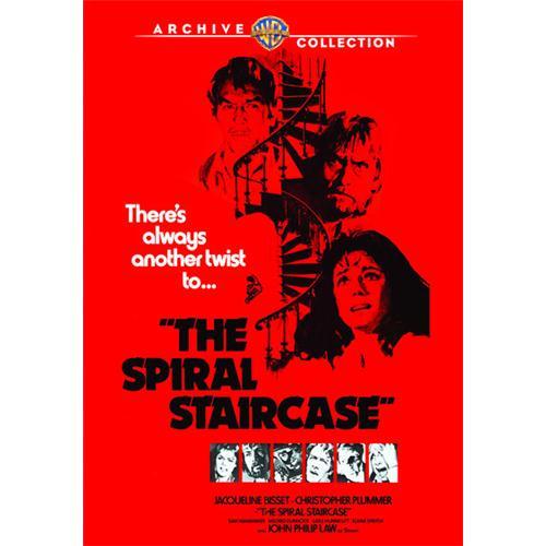Spiral Staircase, The DVD Movie 1975   eBay