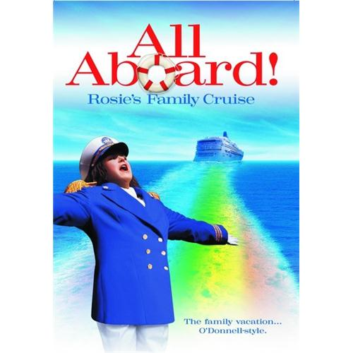 All Aboard Rosies Family Cruise DVD Movie 2006 - Documentary Movies and DVDs