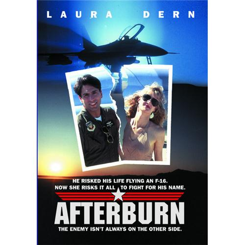 Afterburn DVD Movie 1992 - Drama Movies and DVDs