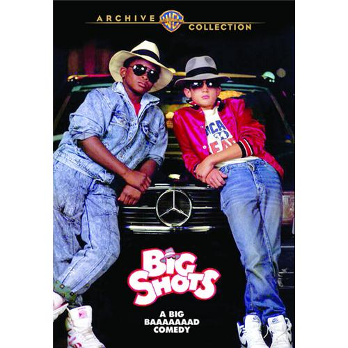 Big Shots DVD Movie 1987 - Comedy Movies and DVDs