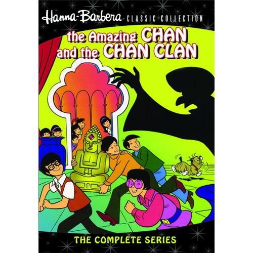 Amazing Chan And The Chan Clan, The(2 Disc Set) Md2 DVD Movie 1972 - Animation Movies and DVDs