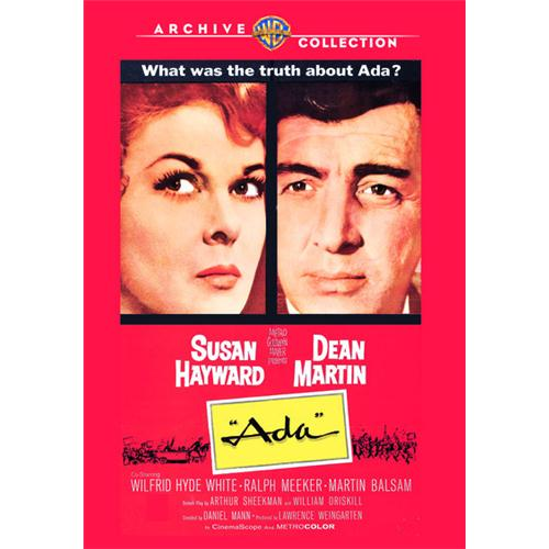 Ada DVD Movie 1961 - Drama Movies and DVDs