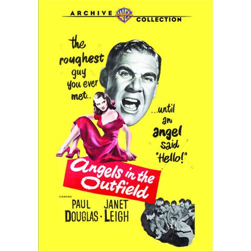 Angels In The Outfield (1951)(Dvd9) DVD Movie 1951 - Comedy Movies and DVDs