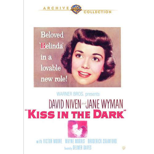 A Kiss In The Dark DVD Movie 1949 - Comedy Movies and DVDs
