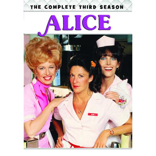 Alice: The Complete Third Season(3 Disc Set) Md2 DVD Movie 1978-79 - Comedy Movies and DVDs