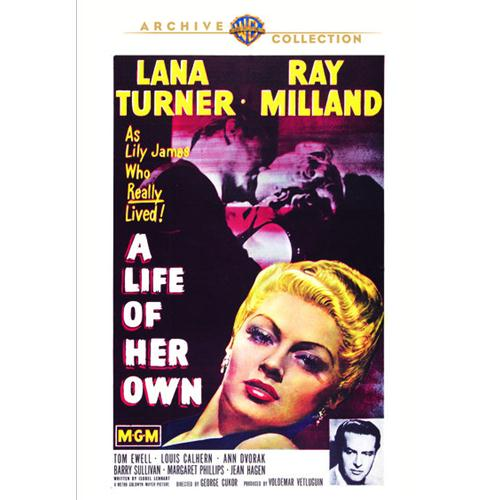 A Life Of Her Own DVD Movie 1950 - Drama Movies and DVDs