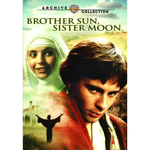 Brother Sun, Sister Moon (Pmt)(Dvd9) Md2 DVD Movie 1973 - Documentary Movies and DVDs
