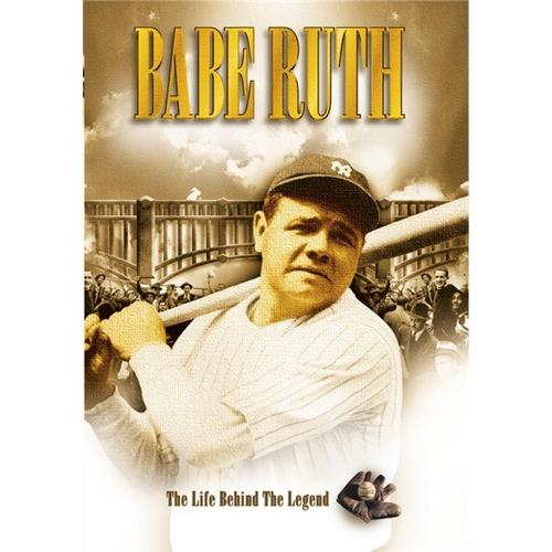 Babe Ruth DVD Movie 1998 - Documentary Movies and DVDs