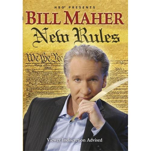 Bill Maher: New Rules DVD Movie - Comedy Movies and DVDs