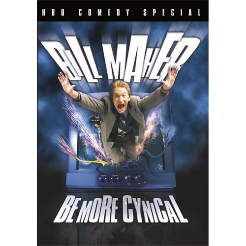 Bill Maher: Be More Cynical DVD Movie 2000 - Comedy Movies and DVDs