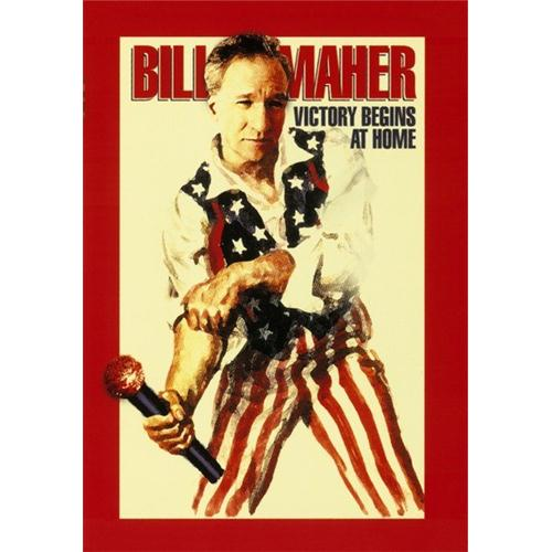 Bill Maher: Victory Begins At Homehome DVD Movie 2003 - Comedy Movies and DVDs