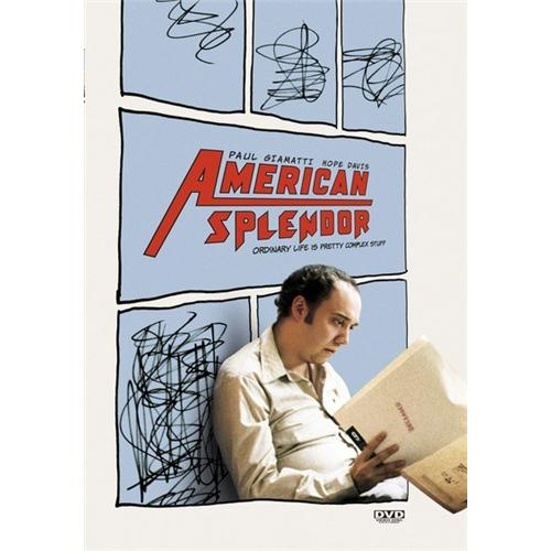 American Splendor(Dvd9) DVD Movie 2003 - Comedy Movies and DVDs