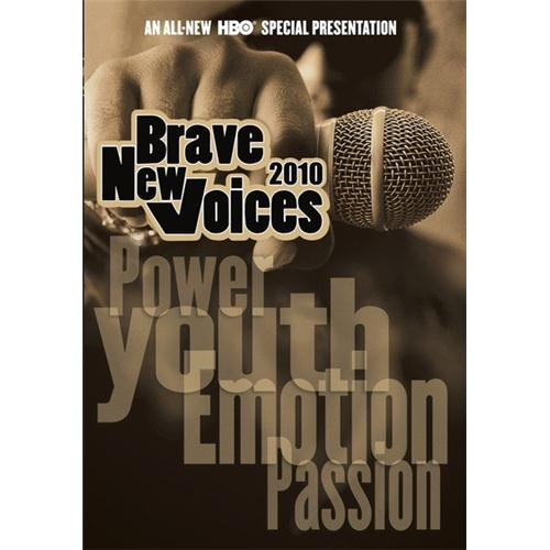 Brave New Voices 2010 DVD Movie 2010 - Documentary Movies and DVDs