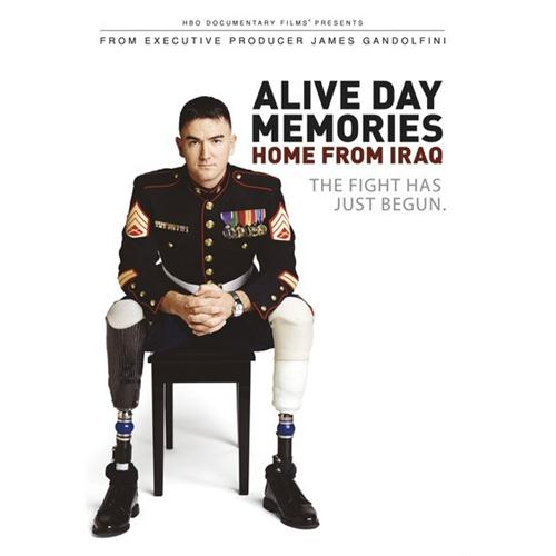 Alive Day Memories: Home From Iraq DVD Movie 2007 - Documentary Movies and DVDs