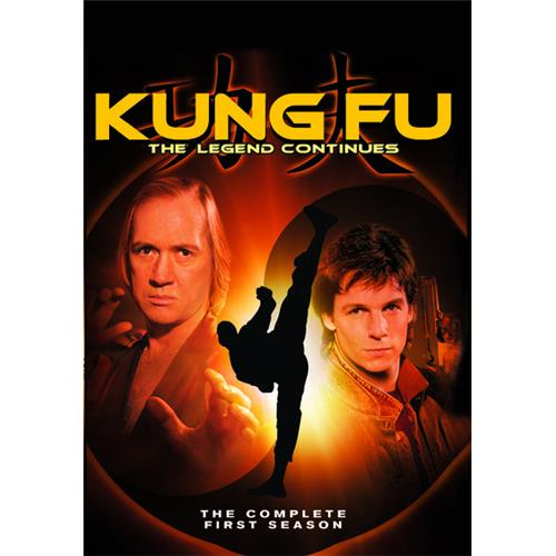 Kung Fu: The Legend Continues: The Complete First Season DVD-9 883316951491