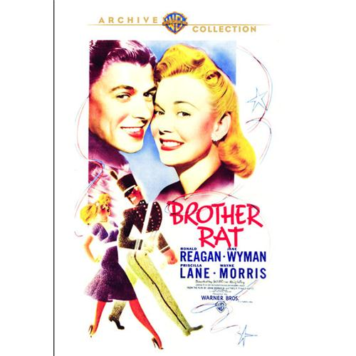 Brother Rat DVD - Comedy Movies and DVDs