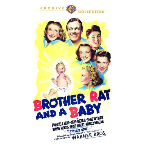 Brother Rat and a Baby (1940) DVD - Comedy Movies and DVDs