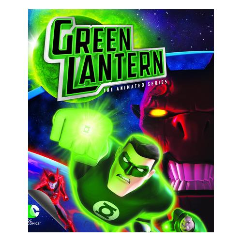 Green Lantern Animated Series S1 BD-50 883316987339